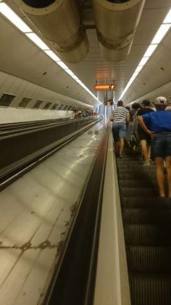 Rolltreppe (Metro)