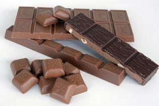 Schokolade vs.