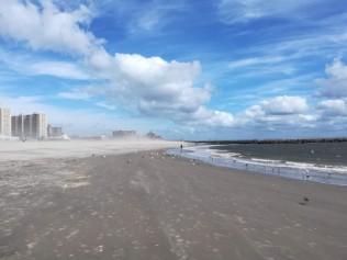 Strand von Coney Island